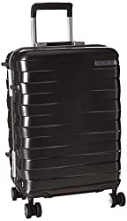 cheap Samsonite frame lock hard side swivel wheels, charcoal, baggage, expandable with 20 inches