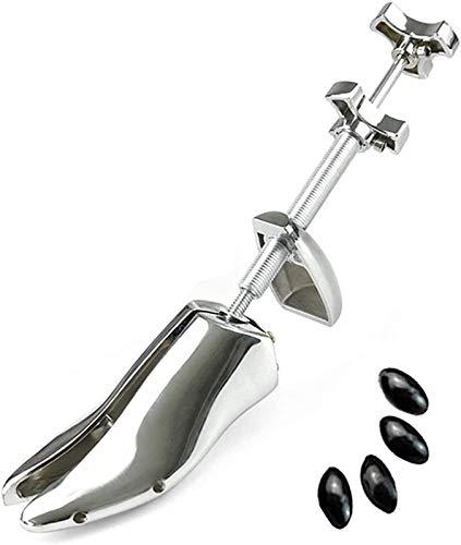 QAZW Camilla Zapatero Ajustable Profesional Metal, Ampliador De Ensanchador De Zapatos De Ancho y Largo, Aleación De Aluminio del Árbol del Zapato De Acero del Expansor del Zapato De La,Dualaxis