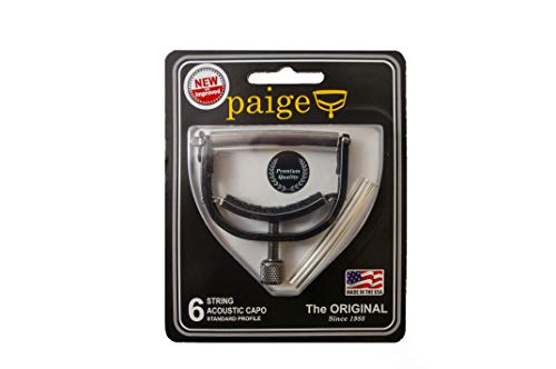 Paige Acoustic Guitar Bridge Pins (P6E)