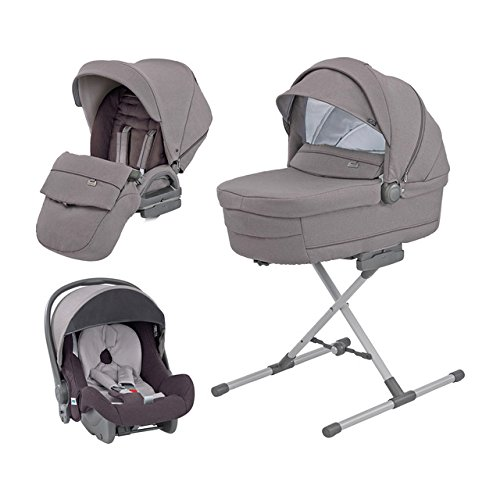 Inglesina aa35 K6sdg – Carrello di Paseo, color Sideral Grey