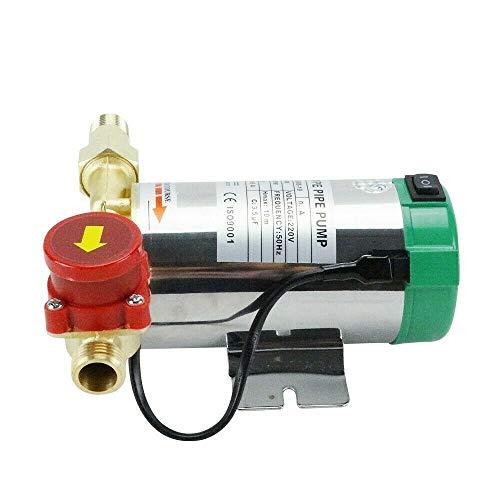 Bomba de agua eléctrica de 90 W para el hogar o el jardín