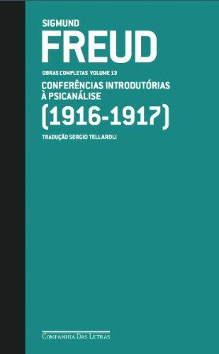 Freud (1916-1917) - conferências introdutórias à psicanálise