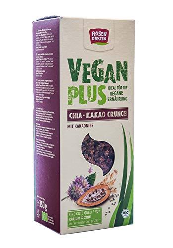 Rosen Vegan Plus Chia-Kakao Crunch, 350 g