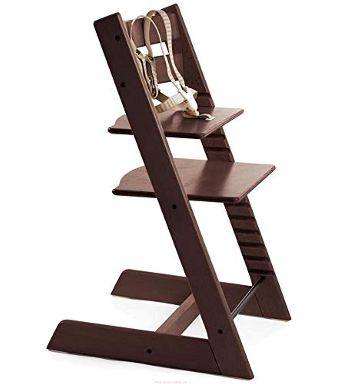 Wooden feeding chair, wood chair for kids Tripp Trapp, Baby High Chair, Foldable Multi-Functional Baby Feeding Chair, Children's Table Toy Chair, Height Adjustable Family and Commercial Restaurant