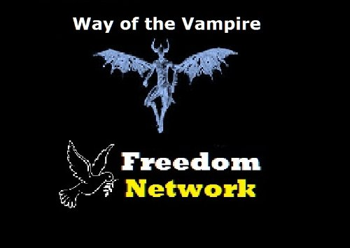 Way of the Vampire by Sir Raphael Merlotte (Freedom Network Book 1) (English Edition)