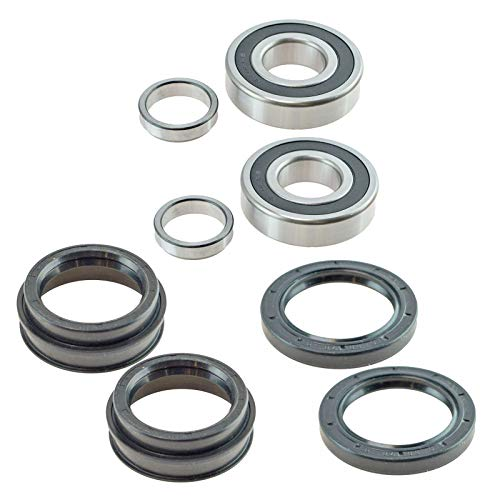 Rear Wheel Bearing w/Seal Kit LH & RH Sides for Toyota Tacoma T100 4Runner