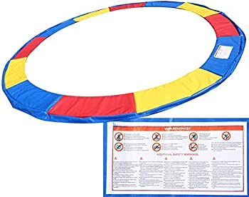 Trampoline Depot 14  Multi Color Vinyl Trampoline Frame PAD