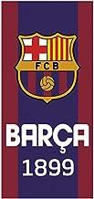 Confort Home M.T Toalla DE Playa FC Barcelona 100% ALGODÓN 70X140CM. Varios Modelos Diferentes (06)