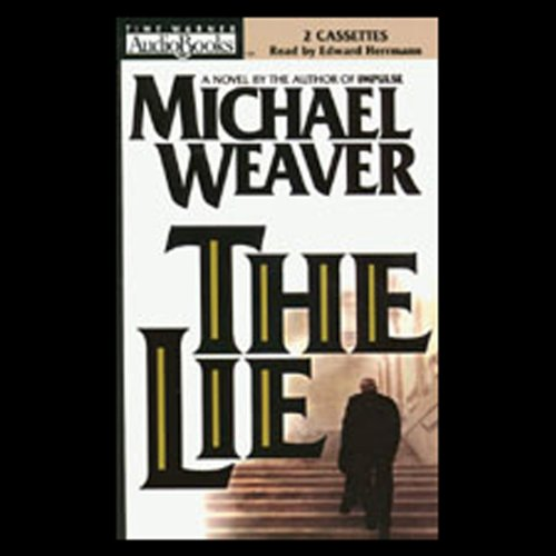 The Lie Audiobook By Michael Weaver cover art