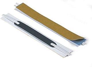 Durable 690602 Ruban adhésif durable Flexifix, 1 paquet de 100 pièces blanc