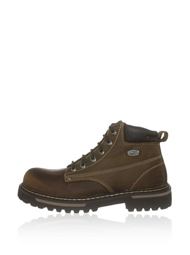 Skechers Cool Cat Bully, Men's Without Lining Ankle Boots, Brown (Cdb), 9 UK (43 EU)