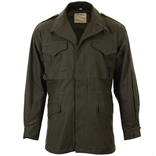 Mil-Tec American M43 Jacket (52 inch) Olive