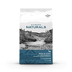 HIGH quality PROTEIN made with Wild Caught Salmon and ZERO Grains, designed for all life stages, optimal amino acid profile for LEAN, STRONG MUSCLES Premium ingredients with added vitamins & minerals; SUPERFOODS for hard-working ANTIOXIDANTS; fatty a...