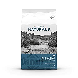 Diamond Naturals Skin & Coat Dry Dog Food with Wild Caught Salmon
