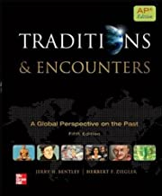 Best bentley and ziegler traditions and encounters 5th edition Reviews