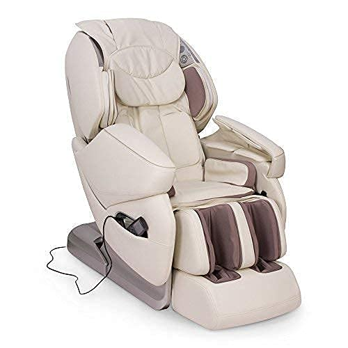 NIRVANA® Sillón de masaje 3D - Beige...