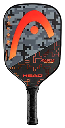 HEAD Graphite Pickleball Paddle - Radical Tour Lightwe -YP4W