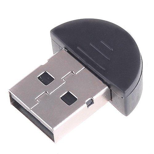 V2,0 EDR mássencilla Yuneng USB 2,0 Mini Bluetooth Dongle Adaptador