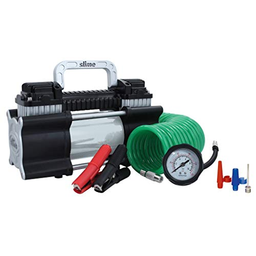 Heavy Duty 2X Pro Power Tire Inflator/Compressor - 40026