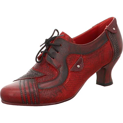 Simen Damen Pumps 09336-236 ROT rot 613511