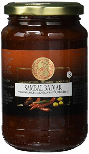 Koningsvogel Sambal Badjak, 2er Pack (2 x 375 g)