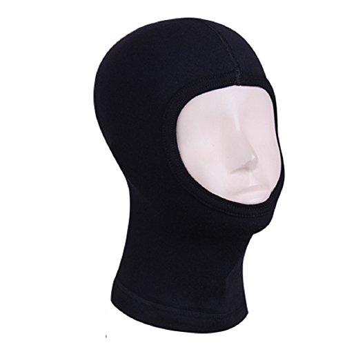 Kubapol Kubapol F4N Black Ops Sturmhaube Maske Warm Winter SAS Stil Armee Mütze Ski Mütze unter Helm EU Made