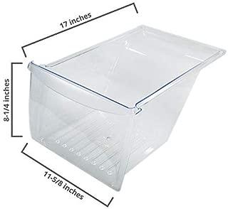 frigidaire refrigerator crisper drawer