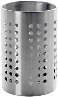 Ikea Ordning Soporte para Utensilios de Cocina, Acero Inoxidable, Plata, 18x12x12 cm