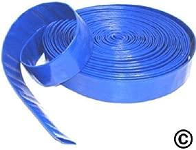 25-50mm diameter options Silverline Lay Flat Pump Hose 10 Metres