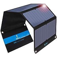 BigBlue 28mAh Portable Power Bank with 3 USB Charging Ports