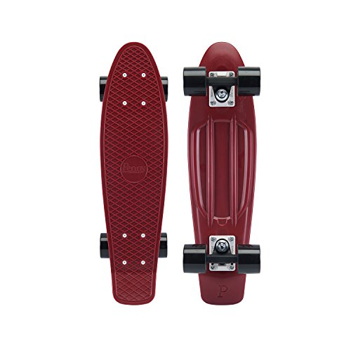 Penny PNYCOMP22240 - Skateboard Classics, Burgundy, 22-Inch