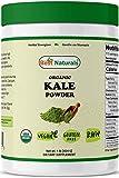 Best Naturals Certified Organic Kale Powder 1 Pound (454 Grams)