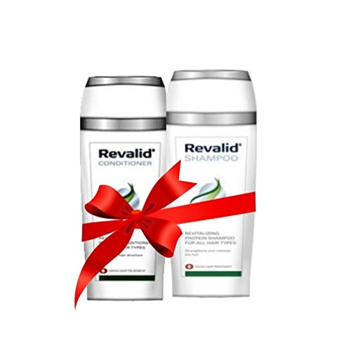 REVALID Shampoo 250ml + Conditioner 250ml FOR REGROWTH AND HEALTHY HAIR VERY EFFEKTIVE !!! by SW by SW