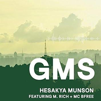 GMS (feat. M.Rich & MC Bfree)