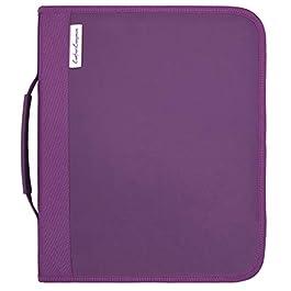 Crafter's Companion Folder-Large Die & Stamp Storage, us:one size, Purple