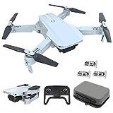 Goolsky KF609 Mini Drone Pieghevole con Fotocamera 720P Indoor RC Quadcopter App Controllo con...