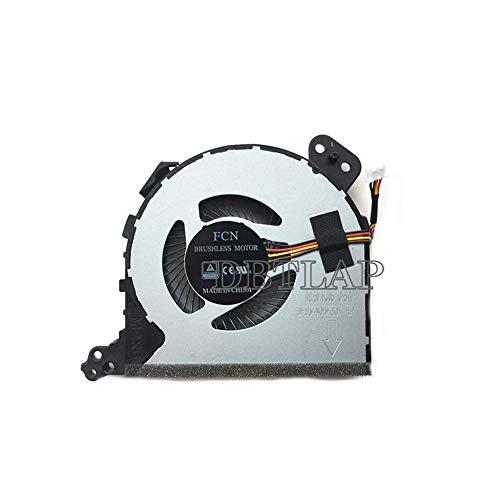 DBTLAP CPU Ventilador para Lenovo IdeaPad 320-15isk 320-15IKB 320-17IKB 320-17ISK xiaoxin 5000-15 320-15ABR 320-15AST 320-15IAP CPU enfriamiento Ventilador