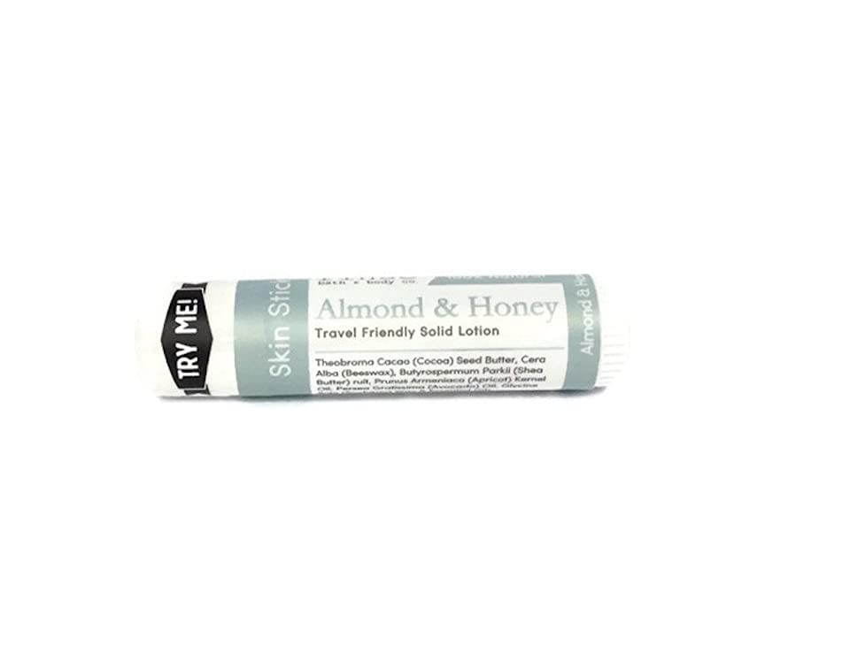 Rinse Bath & Body Almond & Honey Skin Stick Lotion Solid
