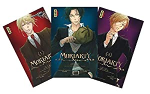 Moriarty the Patriot Pack découverte 2020 Tomes 1 à 3