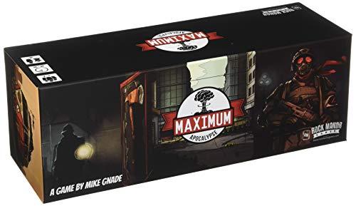 Maximum Apocalypse Board Game