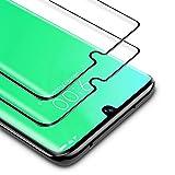 BANNIO Protector de Pantalla Xiaomi Mi Note 10/Note 10 Pro/CC9 Pro,[2 Unidades] 3D Cobertura Completa Cristal Templado con Kit de Instalación,9H Dureza,Sin Burbujas