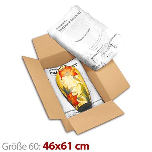 Instapak Quick RT 60 Schaumverpackung 46x61 cm, Vorteilspack 78 Stück