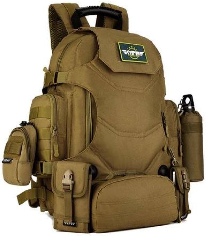 ZLL  Outdoor Kombi Pack multifunktionale Rucksack taktische militrische Enthusiasten Taschen Ruckscke Camo Reiten