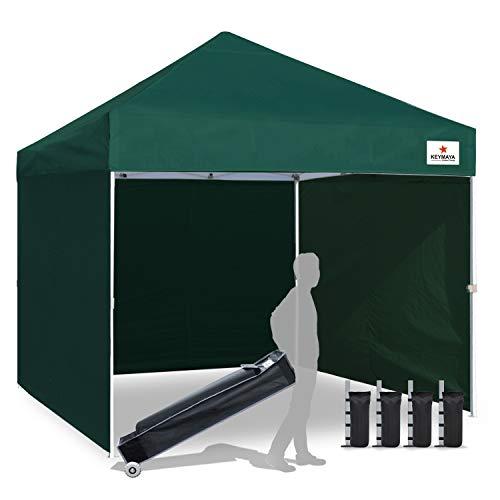 Keymaya 10'x10' Ez Pop Up Canopy Tent