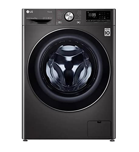 LG TurboWash™360 with Steam™+ V10 F6V1009BTSE 9kg Washing Machine