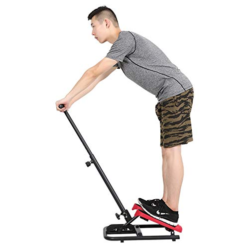 QCBC All-Round Stretching, Adelgaza la máquina, aparatos de Ejercicios Multifuncional, Hogar Mini de Pasos