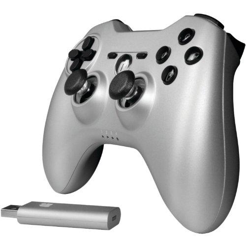 dreamGEAR PS3 Phenom Wireless Controller - Silver