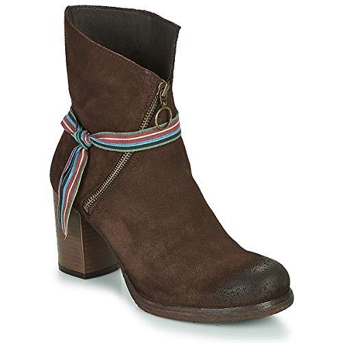 Felmini Alta Stiefelletten/Boots Damen Braun - 41 - Low Boots Shoes