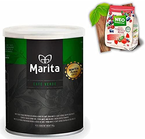 Café Marita Verde (1) Pack REGALA VIDA SANA + Hoja de seguimiento + Pautas + REGALO Neo Botánica (1)