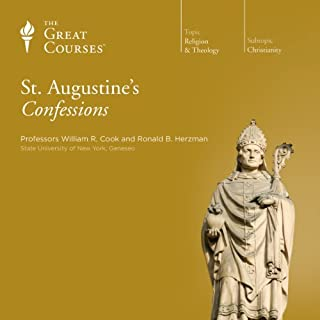 St. Augustine's Confessions                   Written by:                                                                                                                                 The Great Courses,                                                                                        Ronald B. Herzman,                                                                                        William R. Cook                               Narrated by:                                                                                                                                 Ronald B. Herzman,                                                                                        William R. Cook                      Length: 12 hrs and 16 mins     3 ratings     Overall 5.0